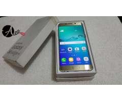 Samsung Galaxy s6 edge plus Gold en caja vendo o cambio!