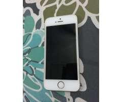 Se Vende iPhone 5S 16Gb