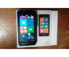 Vendo Nokia Luminia 530 Nuevo sin Uso Conpleto.