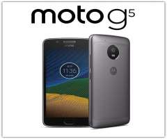 Motorola Moto G5 Xt1671 Tienda Fisica  Inteldeals