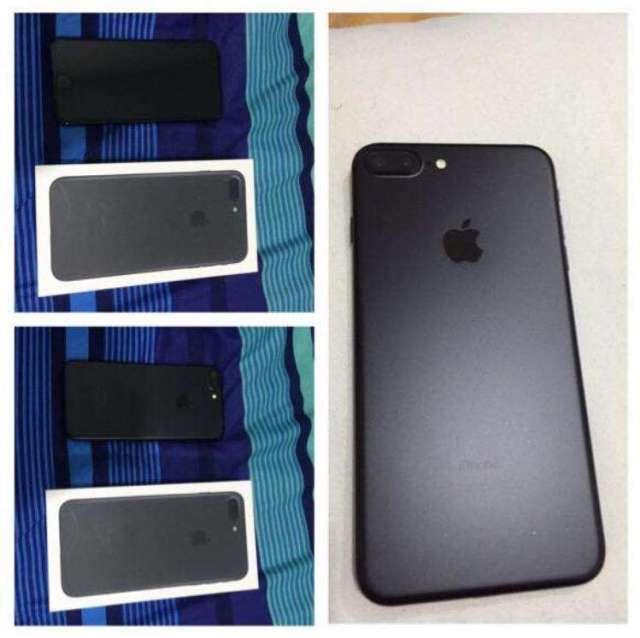 iPhone 7 Negro Mate 128 Gb