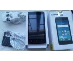 LENOVO a2010 celular nuevo en caja con todo y garantia de 1 año