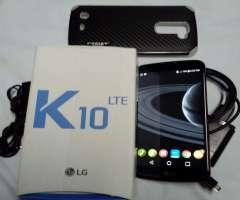 Vendo Celular Lg K10 Como Nuevo