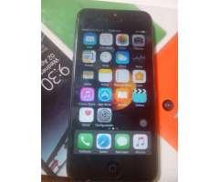 iPhone 5 (Minimo Golpesito Atras Ver ))