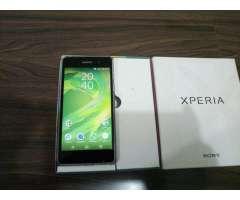Sony E5 Cambio