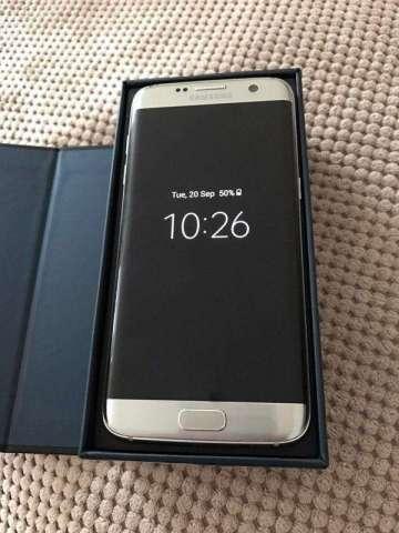 Samsung Galaxy S7 Edge, Silver, 4g, 32gb. Nuevo, 275 Mil