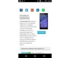 Sony Xperia Z2. Lo Vendo