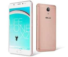 Blu Life One X2 Lte 4 G Octacore 4 Gb Ram Pant 5.2 Celmascr