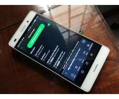 Huawei P8 Lite  exc estado  2GB RAM, 16 GB ESPACIO, DUAL SIM