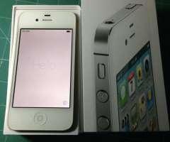 iPhone Blanco 64 Gb Usado Como Nuevo