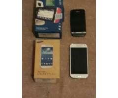 Pantalla S4 Mini Y Nokia Asha Salvatanda