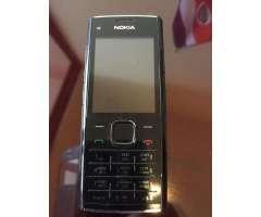 Nokia X200. Usada, con cargador.