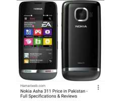 Celular Nokia Asha 311