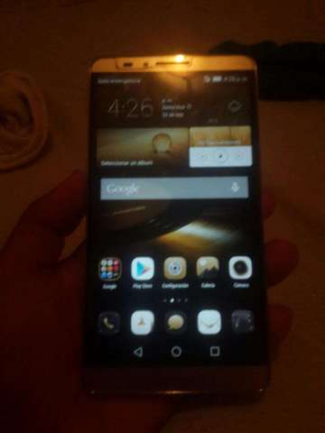 Huawei Mate7 Como Nuevo Negociable