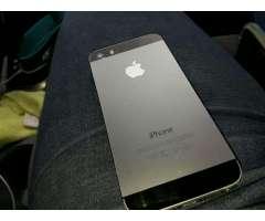 iPhone 5s de 16 Gb Libre de Icloud