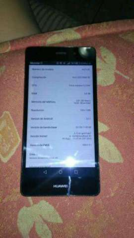 Vendo Huawei P8 Lite Negociable