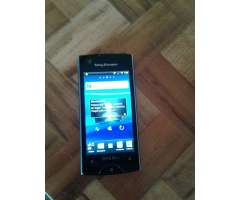 Xperia con Whatsap Facebook Etc