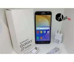 Samsung Galaxy j7 prime duos como nuevo vendo o acepto cambios!!