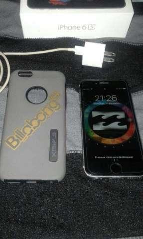 iphone 6s cn tenperado y accesorios