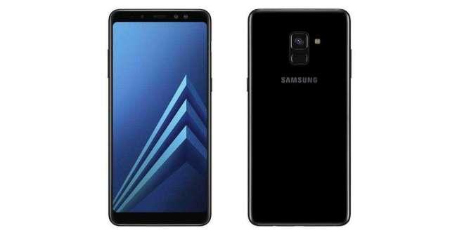 Samsung Galaxy A8 2018 Pantalla De 5.6 Contra Agua Celmascr
