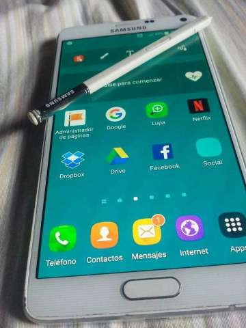 Vendo Samsung Note4 4g