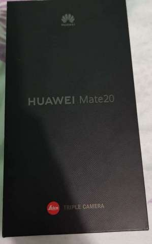 Se Vende Huawei Mate 20