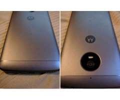 Vendo O Cambio Motorola E4 Plus