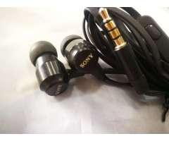 Audífonos Sony Original Sonido Muy Bueno