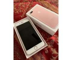 Solo Se Vende iPhone 7 Plus 128Gb Rosa