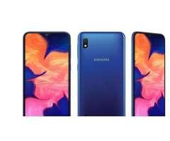 Samsung Galaxy A10 Lte 4 G 32 Gb Int Pantalla D 6.2 Celmascr