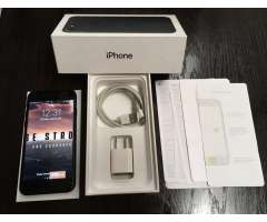 iPhone 7 128Gn Negro Hermoso