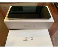 Vendo iPhone 6 en Excelente Estado