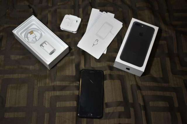 iPhone 7 Plus - Excelente estado - 10/10