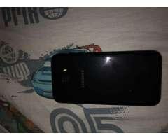 Celular Samsung A7 Buen Estado