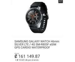 Se Venden Reloj Inteligente Samsung Watc