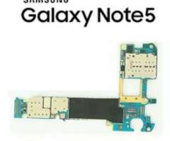 Tarjeta Madre de Samsung Note 5 Nueva.