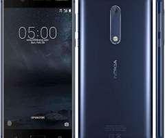Nokia 5 Lte 4 G 2 Gb Ram Lector Huellas Android Pie Celmascr
