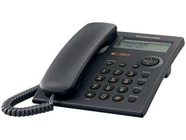 TELEFONO PANASONIC kXTSC11B NUEVO