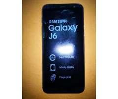 Samsung J6 de 32 Gigas Doble Sim