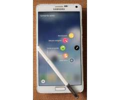 Samsung Galaxy Note 4 (Blanco)