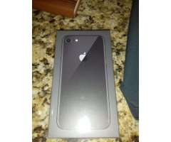 iPhone 8 Nuevo256gb