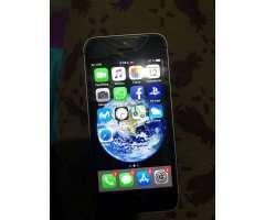 iPhone 5S Bendo en Buen Estado de 16 Gg