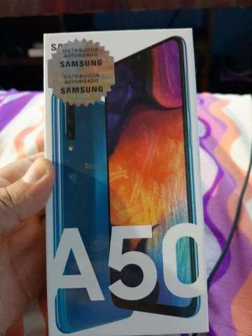 Samsung A50 Vendo O Cambio