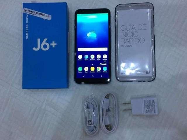 SAMSUNG J6 Completamente nuevo