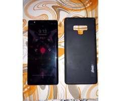 Note 9 (recibo S9plus O Note8 Y Vuelto)