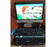 Compu Lenovo por Cel