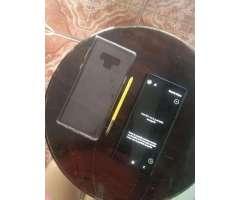 Vendo Samsung Note 9 Como Nuevo