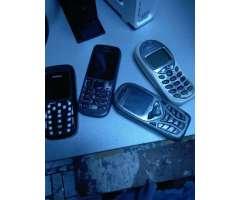 Celulares Nokia Y Otros Antiguos Tdma