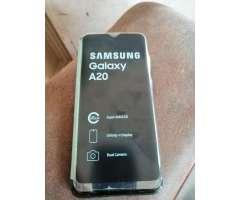 Samsung A20 Nuevo