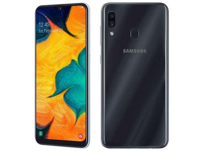 Samsung Galaxy A30 Lte 4 G 3 Gb Ram 32 Gb Pant 6.4 Celmascr